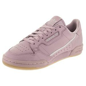 NWT Adidas Women Continental 80 Sneakers,Soft Grey